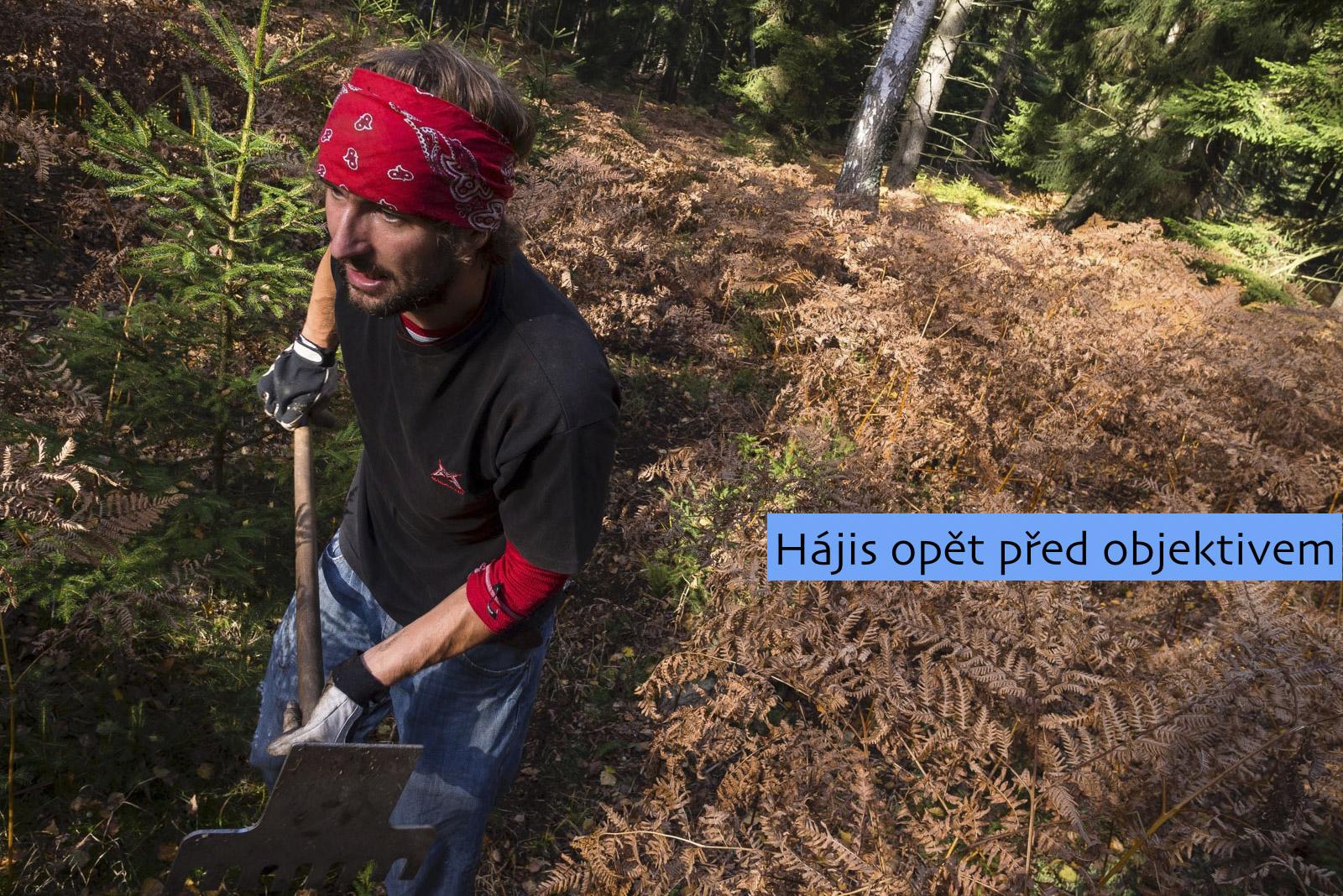 Hajis / Olympus OMD-EM5 / Trnka 2013